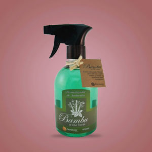 SPRAY 400ML BAMBU E CHÁ VERDE